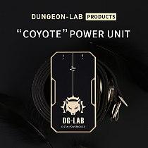 """COYOTE""  E-STIM DG-LAB APP Remote Electric Shock Tens Electro Device SM Player Sex Electrical Stimulator"