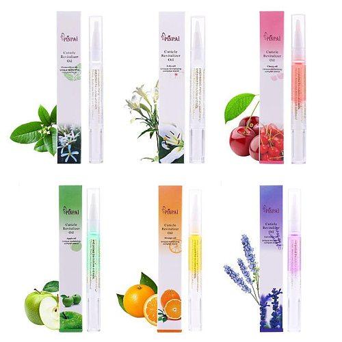 1 PCS 5ml Nail Nutrition Oil Pen Nail Treatment Pen 15 Smell Cuticle Revitalizer Oil Prevent Agnail Nail Gel Polish Nourish Skin