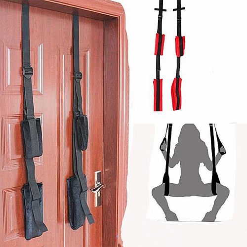 Leg Open Door Sex Swing SM Game Bondage Swing Spreader For Women Adult Sex Game Products for Couple Sex Position Swing