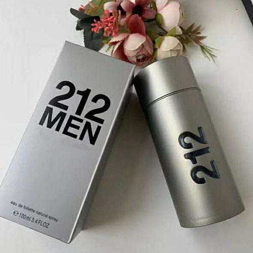 Top Quality 100ML Original Perfume For Men Long Lasting Parfum Spray Bottle Portable Classic Cologne Gentleman Fragrance Perfume