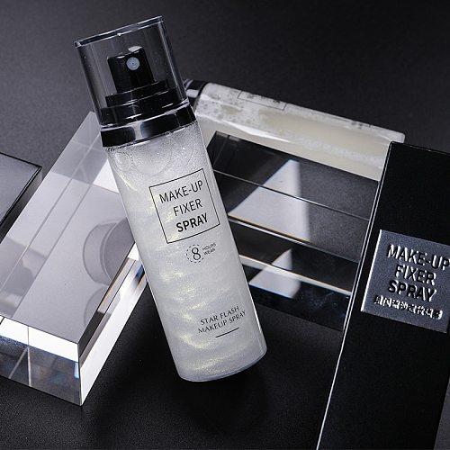 Makeup Setting Spray Long Lasting Sweatproof Waterproof Oil-control Moisturizing Fixing Mist Spray
