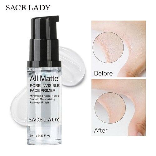 Face Base Primer Makeup Liquid Matte Fine Lines Oil-control Facial Brighten Foundation Makeup Accessories Essence