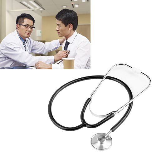 Single Head Medical Cardiology Cute EMT Stethoscope for Doctor Nurse Vet Medical Student Light weight aluminum chest piece