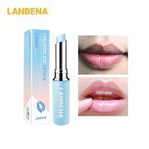 LANBENA  Hyaluronic Acid Long-lasting Nourishing Lip Balm Lip Plumper Moisturizing Reduce Fine Lines Relieve Dryness Lip Care