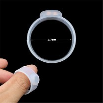 Magnetic Slimming Toe Rings Body Lose Weight Burn Fat Silicone Tool Products