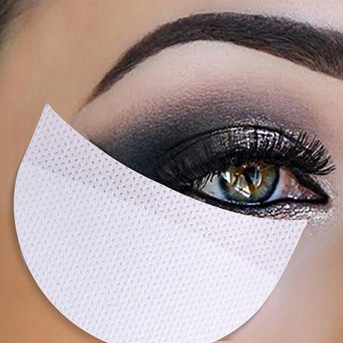 Eye Shadow Stickers Makeup Eye Shadow Stickers Grafted Transfer Tape Eyelash Isolation Stickers 20pcs/50pcs/100pcs Makeup Tools