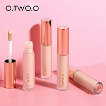 O.TWO.O Concealer Liquid Full Cover Face Corrector Cream Coverage Dark Circles Base Foundation Concealer Face Makeup Cosmetic