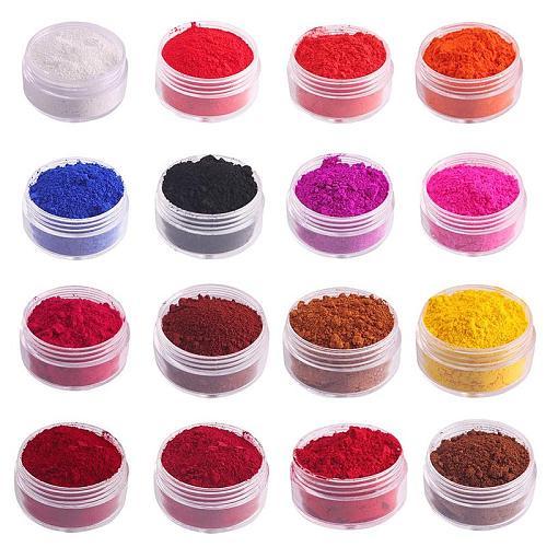 1g Lipstick Pigment Powder Colorful DIY Lip Gloss Powder Material For DIY Lipgloss Powder Pigment Make Up Tools Makeup Comestics