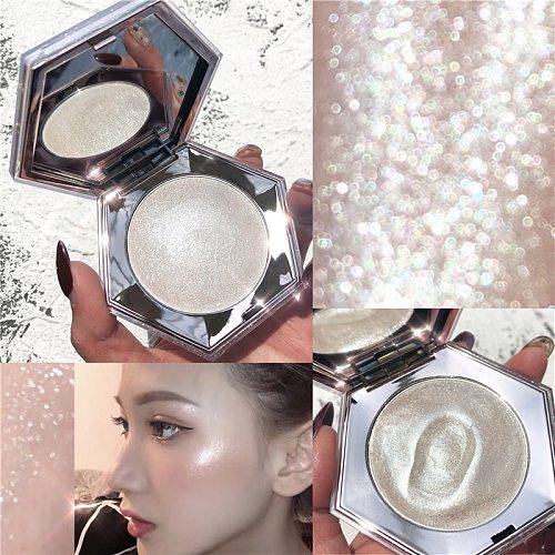 GUICAMIHighlighter Facial Bronzers Palette Makeup 3dFace Contour Shimmer Powder Body Base Illuminator Highlight Cosmetics