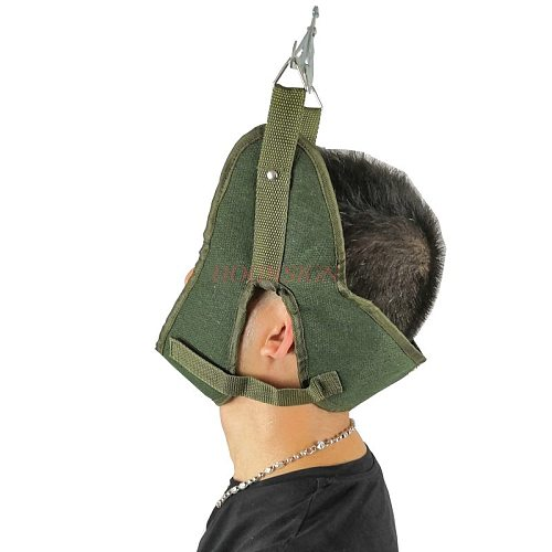 neck stretching devices traction frame is thickened with the neck hanging cloth cover for the traction belt of cervical vertebra