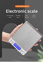 3000g/0.1g NEW  LCD Portable Mini Electronic Digital Scales Pocket Case Postal Kitchen Jewelry Weight Balance Scale