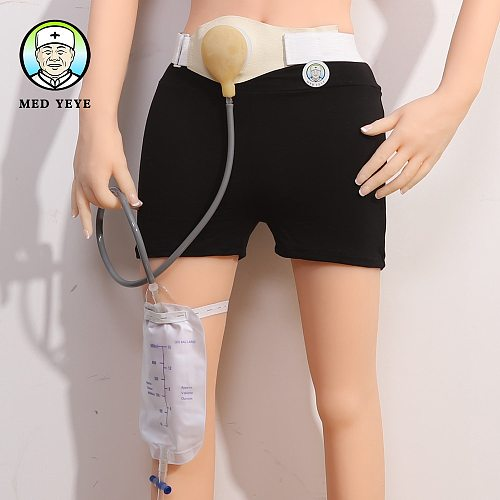 Medyeye urostomia ostomy bags with waistbelt bladder urinary bags incontinence medical-devices after Bladder surgery