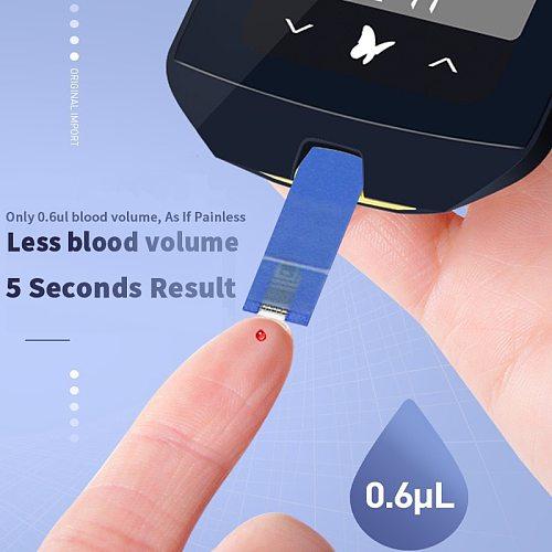 Abbott Freestyle Optium Neo Glucose Test Strips for Blood Sugar Glucose Machine Meter Diabetic Ketone Glucometer