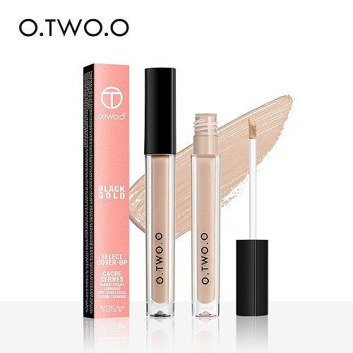O.TWO.O 4 Colors Face Contour Makeup Liquid Concealer Base Makeup Face Foundation Brand Liquid Concealer Makeup Cosmetics