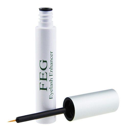 Feg Eyelash Enhancer Serum Eyelash Growth Treatment FEG Eyebrows Enhancer Eyebrow Longer Thicker Eyebrow Make up Tools 2Pcs