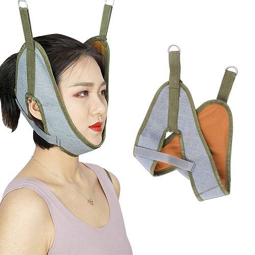 1Pcs Neck Cervical Traction Device Neck Support Stretcher Bands Cervical Neck Traction Neck Stretching Strap Neck Braces