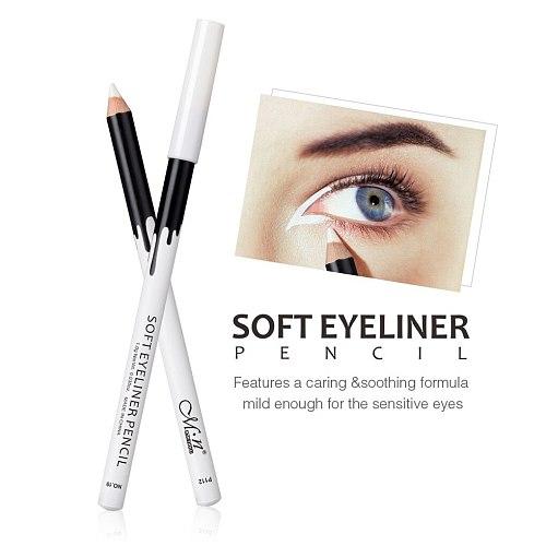 1PC/2PCS/5PCS Women Girls White Eyeliner Pen Pencil Eyeshadow Hightlighter Waterproof Female Lip Pigment Pen Make Up Tools