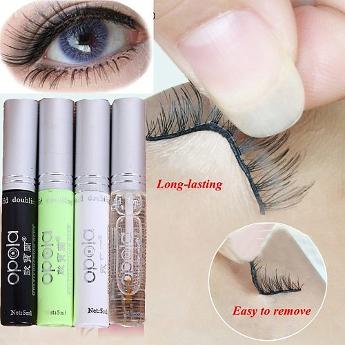False Eyelash Extensions Double Eyelid Glue Professional Quick Dry Glue False Eyelashes Adhesive Fast Strong Waterproof TXTB1