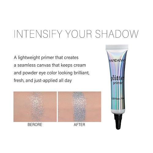 Eye Base Primer Glue Makeup Long Lasting Glitter Pre-makeup Cream For Eyeshadow And Lip Make Up Sequins Foundation Primer TSLM1