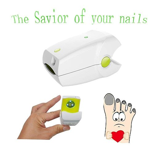 Rechargeable Nail Fungus Laser Treatment Device Cure Onychomycosis Professional Toe Finger Nail Fungus Treatment Machine