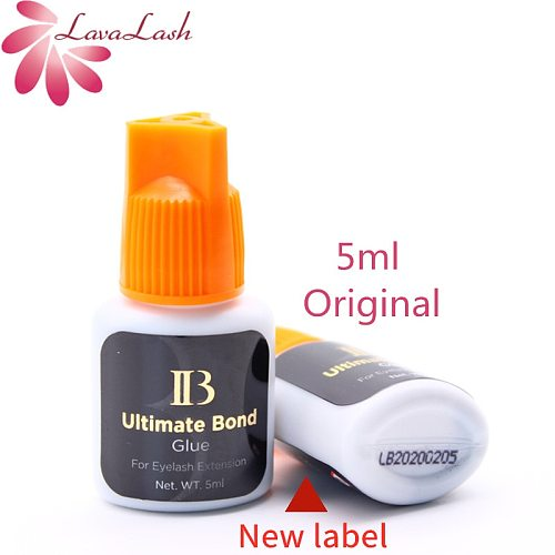 Eyelash Extension Glue i-beauty Type 1 bottle IB Ultra super Glue Individual Fast Drying Eyelash Extensions Glue 5ml/bottle Shop