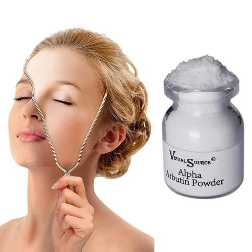 Arbutin Powder Arbutin Whitening Whitening Skin Anti-Aging Alpha Arbutin Extract Powder Skin Care