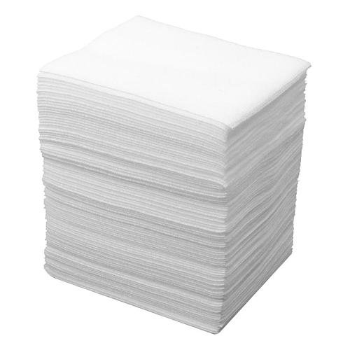 100/200pcs Medical Non Woven Gauze Sponge Used For Wound Care First Aid Supplies Medical Makeup Supplies Cleaning Sponge