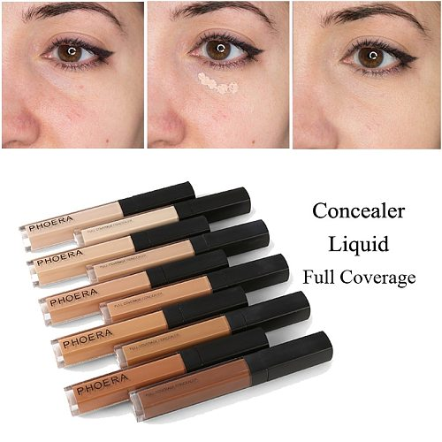 Liquid Concealer Stick Scars Acne Cover Smooth Full Coverage Foundation Makeup Face Eye Dark Circles Corrector Face Makeup TSLM2