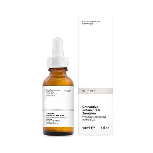 Ordinary Granactive Retinoid 2% Emulsion Anti-Aging Essence Retinol Skin Care Serum Primer Reduce Blemishes Fine Line