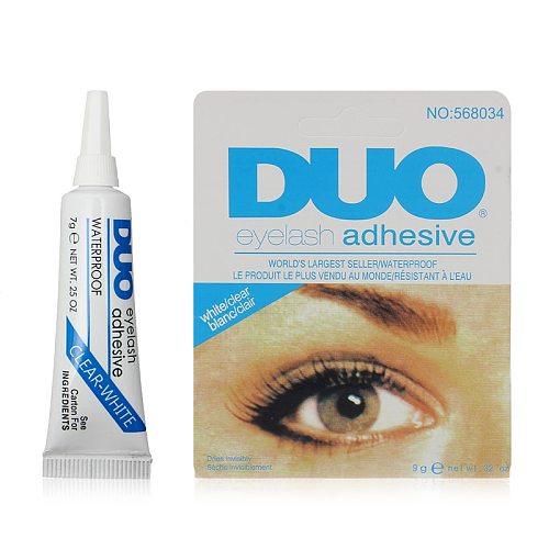 Professional Eyelash Glue Black/Clear False Eyelashes Adhesive Cosmetic Tools Waterproof Eye Makeup Tools Beauty Tools