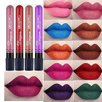 28 Colors Velvet Makeup Lip Gloss Long Lasting Liquid Lipstick Matte Lip Tint Sexy Lipgloss Lip Cosmetics