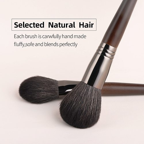 OVW TAPERED HIGHLIGHTER Perfect Professional Individual Face Brush Cosmetic Makeup Brush Blush Powder Setting Base