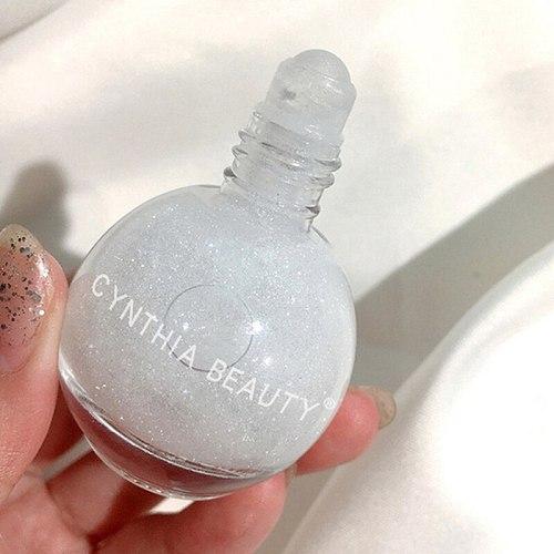 Bulb Shape Glitter Shimmer Liquid Highlighter Illuminator Glow Face Body Makeup Cosmetics Diamond Shine Highlight Countour