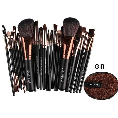 Professional Makeup Brushes Tools Set Make Up Brush Tools Kits for Eyeshadow Eyeliner Cosmetic Brushes
