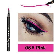 DNM Matte Eyeliner Cat Eye Makeup Long-lasting Waterproof Sweat-proof Quick Dry Not Blooming Liquid Eyeliner 12 Colors TSLM2