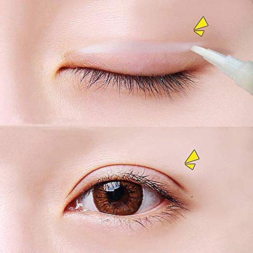 Professional Invisible Double Eyelids Big Eye Not Glue Transparent Eyelid Super Stretch Fold Lift Eyes Styling Strong Adhesive