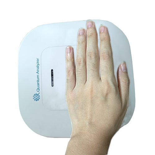2020 Latest model 10th generation QRMA hand touch scanner for full body