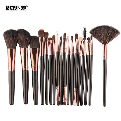18/10/1Pcs Makeup Brushes Tool Set Cosmetic Powder Eye Shadow Foundation Blush Blending Beauty Make Up Brush Maquiagem