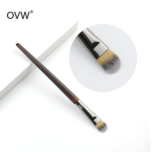OVW Concealer Makeup Brushes Foundation Cream Brush Soft Fiber Bristles Synthetic Make Up Brush Face Tool pinceles maquillaje