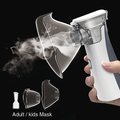 medical equipment Nebulizer Handheld Asthma portatil inhaler Atomizer inhalator for kids mini Portable nebulizador