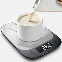 Sinocare Kitchen Scale Stainless Steel Weighing Scale Food Diet Postal Balance Measuring Tool LCD Electronic Scales