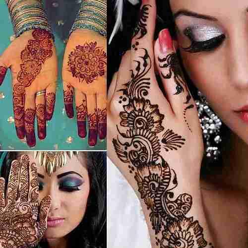 1pcs Temporary Mehndi Henna Tattoo Body Art Sticker Mehndi Body Paint Indian Henna Tattoo Paste Cone Body Paint Hot Selling