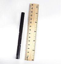 Colorful Long-lasting Liquid Eyeliner Pen Waterproof Fast Dry Black Pencil Cosmetic Double-ended Eye liner Smooth MakeUp Tools
