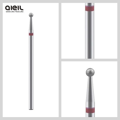 Diamond Nail Drill Bits  Rotary Burr Milling Cutter for Nail Files Cuticle Clean Drill Bit Apparatus for Manicure Nail Art Tools