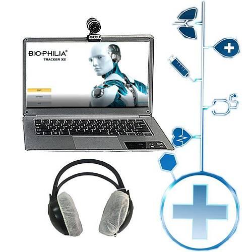 Hi-Accuracy  Biophilia Tracker X3 device