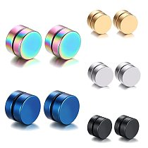 Slimming Patch Lose Weight Health Slimming Magnets Of Lazy Paste Stimulating Acupoints Magnetic Stud Earrings Pendientes Mujer