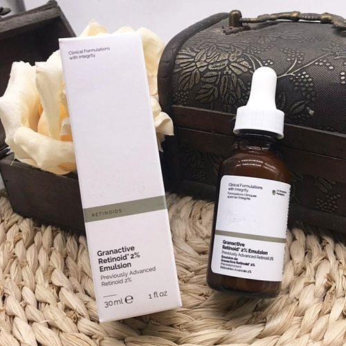 Granactive Retinoid 2% Ordinary Emulsion Squalane Retinol Serum 30ml Anti-aging Anti-wrinkle Exfoliate Skin Care Firming