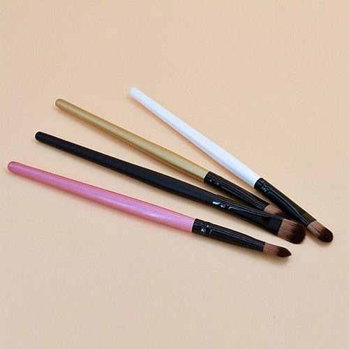 Nose Contour Eye Shadow Cream Blending Concealer Makeup Cosmetic Brush Synthetic Hair Wool Fiber Beauty Makeup Tool TXTB1