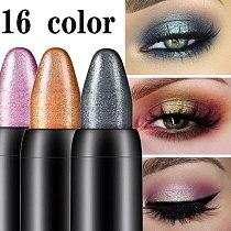 16 colors color pearlescent eyeliner lying silkworm eye shadow pen lip liner long-lasting waterproof non-smudge pearlescent pen