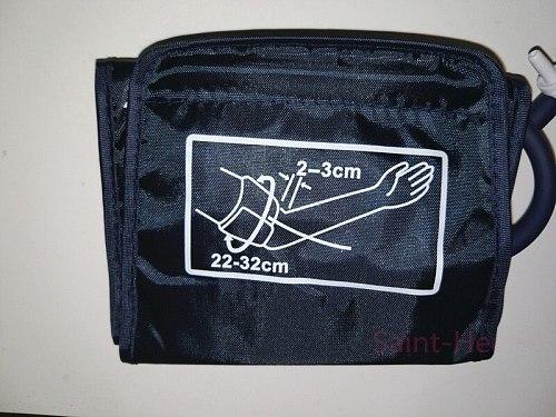 large adult blood pressure cuff for arm blood pressure monitor meter tonometer sphygmomanometer Large  22-48cm  or 22-32cm